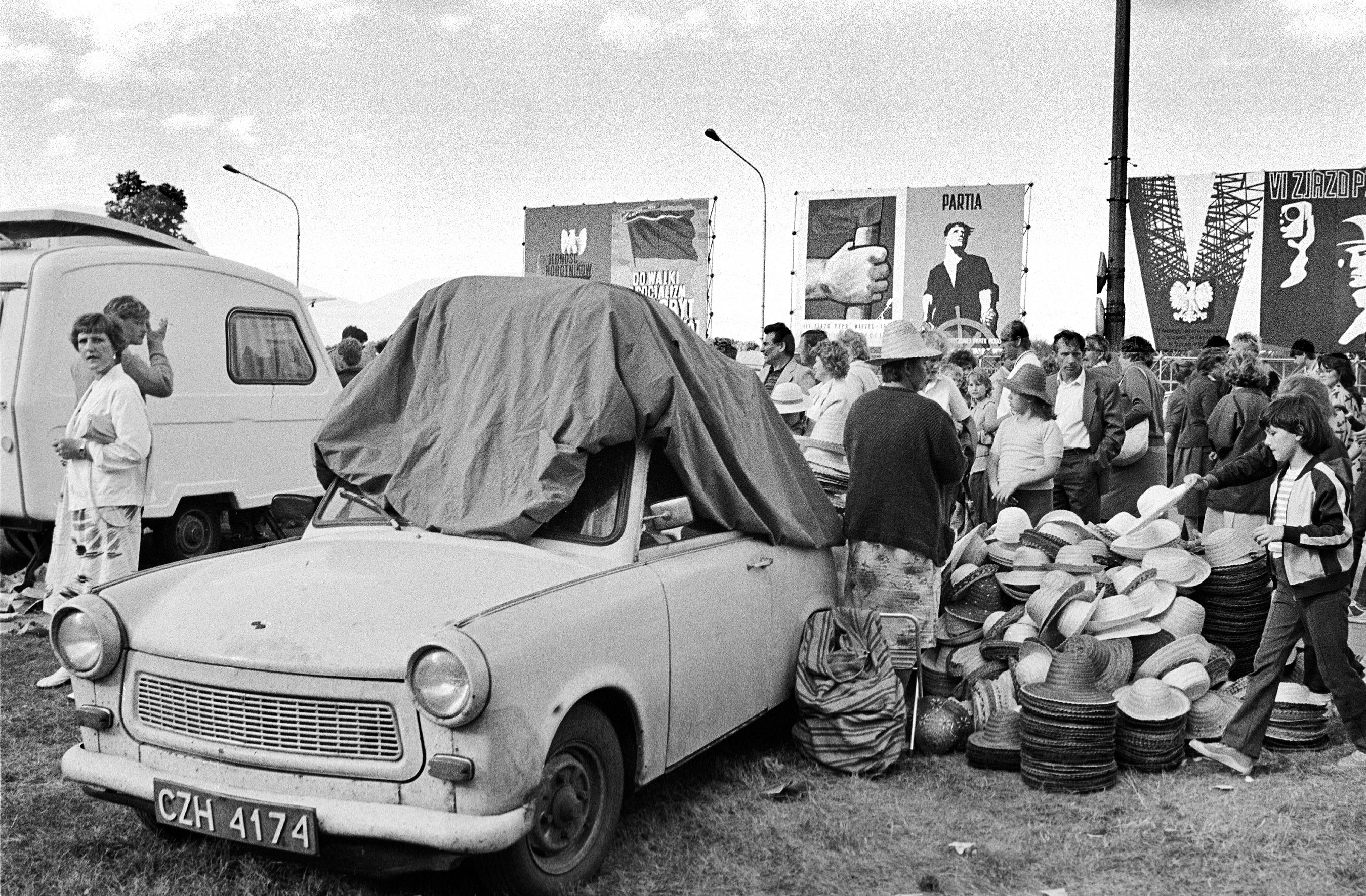 Swieto Trybuny Ludu,Warszawa 1983r